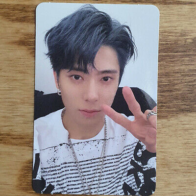 Jaehyun Official Photocard NCT 127 2nd Album NCT #127 Neo Zone Genuine Kpop