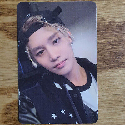 Taeil Official Photocard NCT 127 2nd Album NCT #127 Neo Zone Genuine Kpop