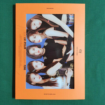 [Pre-Owned/No Photocard] ITZY 2nd Mini Album IT'z Me Me ver Kpop Geunine