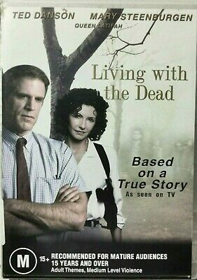 Living With The Dead Region 4 DVD (2002 thriller TV movie) RARE