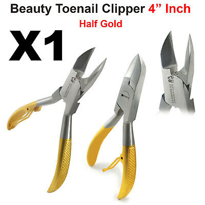 Manicure Tool Chiropody Podiatry Heavy Duty Thick Toe Nails Cutter Ingrown Nails