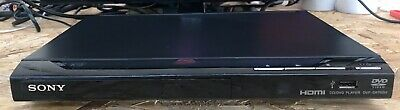 Sony DVP-SR760H DVD Player  With HDMI and USB