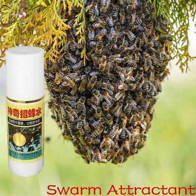 100ml Swarm Commander Swarm Lure Bee Attractant Hive high D1O0 qual W9G6