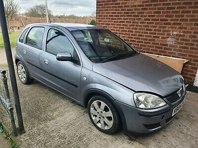 Vauxhall Corsa 1.3 Cdti 2004 Mot'd Runs Drives Cheap Cheap Cheap