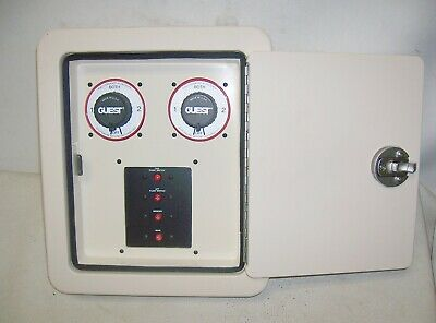 SWITCH PANEL WHITE PSBC32WH FITS 6 CARLING V-SERIES SWITCH BASES AND BREAKERS