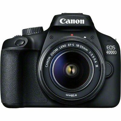CANON EOS 4000D 18 Mpx new Kit
