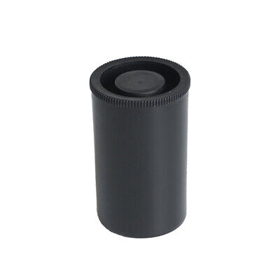 10pcs Plastic Empty Black Bottle Case 35mm Film Cans P V2Y4 Canisters Conta O9V3