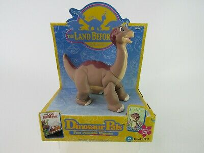 Land Before Time Dinosaur Pals Little Foot New in Box Some Wear 1996