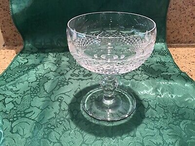 Waterford Crystal Colleen Short Stem Champagne Sherbet Glass