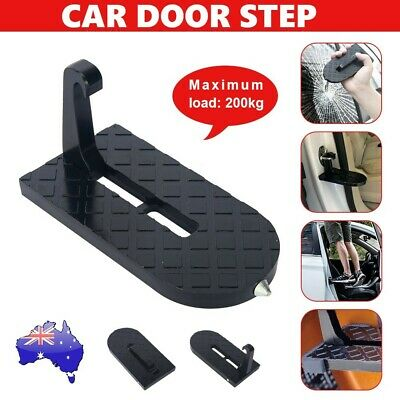 Vehicle Access Roof Car SUV Door Step Rooftop Doorstep Latch Pedal Hook Ladder