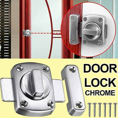 Toilet Door Latch Catch for handle Elddis Compass Caravan Metal lock IRN1