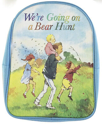 We're Going On A Bear Hunt Rucksack / We're Going On A Bear Hunt Backpack - New