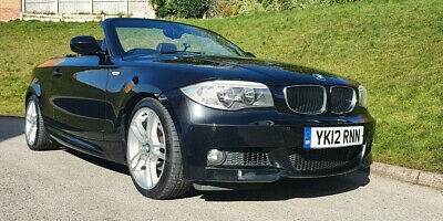 2012 BMW 1 Series 120D M SPORT Convertible Cabriolet Diesel *FULL BMW HISTORY*