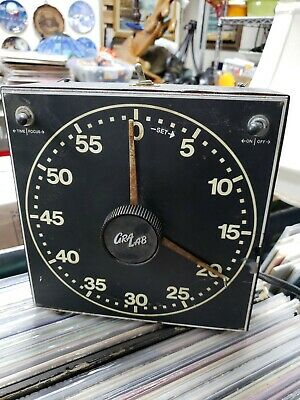 Gralab 300 (CUT CORD) Darkroom Timer,Luminous,Safelight,Enlarger Timing Buzzer