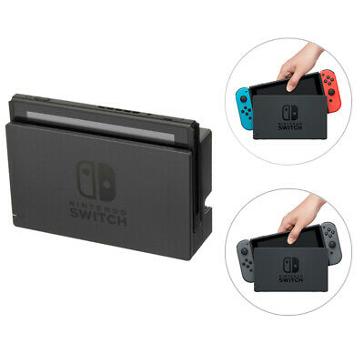 For Nintendo Switch Console Screen TV Dock Station ONLY - HAC-007 Used Black