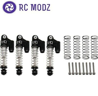 Hot Racing Aluminum Threaded Shocks Axial SCX24 SXTF326R01