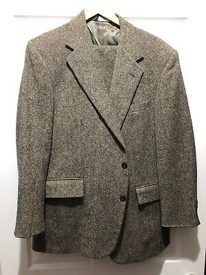 Polo Ralph Lauren Donegal Tweed 2-Piece Suit Pre-owned