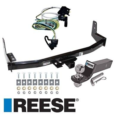 Reese Trailer Tow Hitch For 97-02 Ford Expedition Lincoln Navigator Wiring Ball