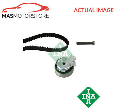 Timing Belt / Cam Belt Kit Ina 530 0004 10 P New Oe Replacement