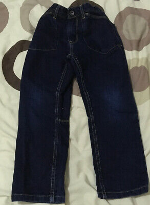 Boys-Black-Jeans-Age 6 Years Old-Great Condition-Essential