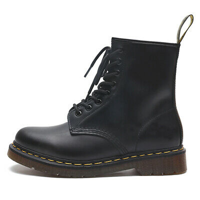 Classic Dr Doc Martens Airwair 1460 Ankle Boots Leather 8-Eye Womens Mens Gift