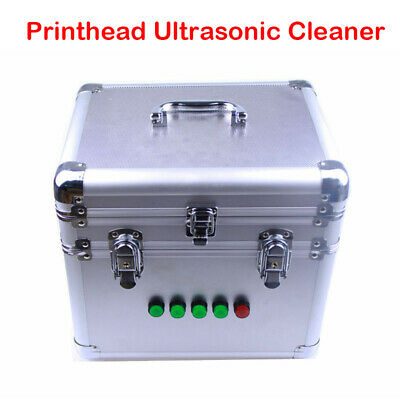 110V/220V Printhead Ultrasonic Cleaner For XAAR KONICA SEIKO SPECTRA In/Outdoor