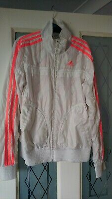 Adidas Lightweight Girls Jacket Age 13-14