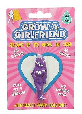 Grow Your Own Boyfriend /  Girlfriend - Joke Gift Gag