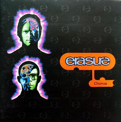 Erasure - Chorus vinyl LP NEW/SEALED