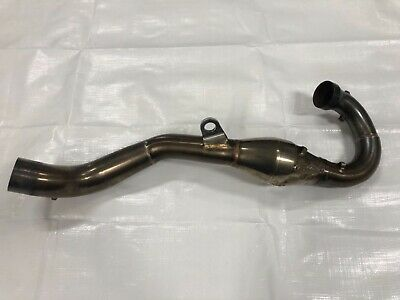FMF PWR BOMB HEADER KAW 450 PART# 42146 NEW