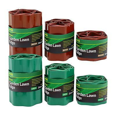 Very Strong Garden Grass Lawn Edge Edging Border Fence Wall Driveway Roll Path