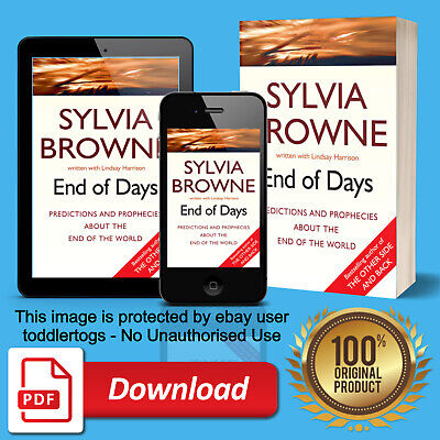 End of Days: Predictions and Prophecies About End of World Sylvia Browne [PDF]