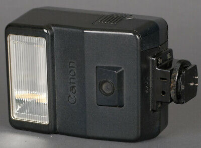 Canon 155A Hot shoe Dedicated Flash Excellent -  Working Great!