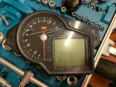Aprilia RSV4 R Clocks Dash TUONO