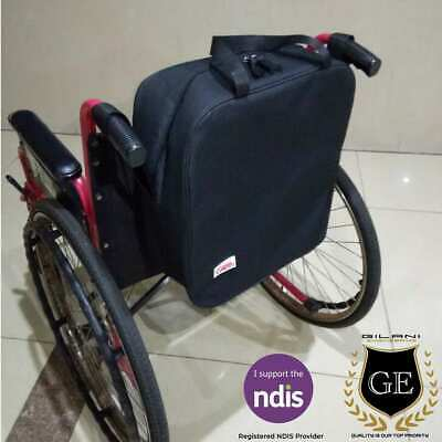Backpack storage bag for Mobility Scooter and Wheelchair GILANI ENGINEERING