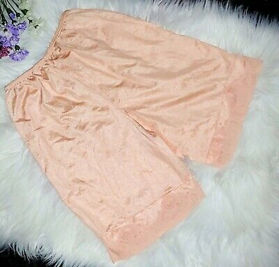 VINTAGE Women's 100% Nylon CULOTTE Bloomers Panties Pettipants Size: 34/Small