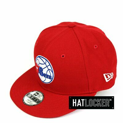 New Era - Philadelphia 76ers Team Hit Youth Snapback