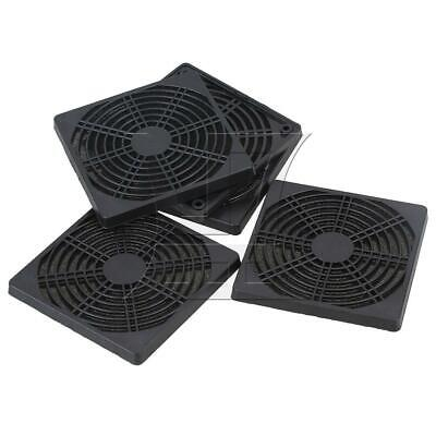 5x Fan Mesh Cover Tool-Free Fan Strainer 120mm for Case Fan USB Cooling Fan