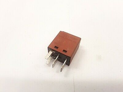FORD MONDEO FIESTA FOCUS KA G1UHQ BROWN RELAY 12V 4 PIN 96FG14N089AA