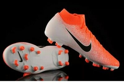 Nike Football Boots Size 10 Superfly 6 Academy FGMG AH7362-801