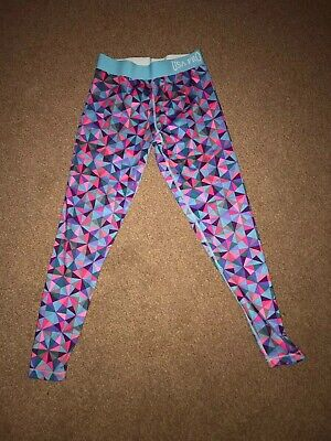 Worn Once USA Pro Leggings. Age 11 - 12 Years