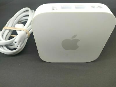 Apple AirPort Express WiFi Wireless N Router Extender 802.11n (MC414LL/A) A1392