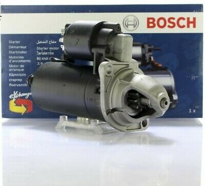New Bosch Starter Motor For Peugeot 405 406 407 605. 0986023850 Free Delivery