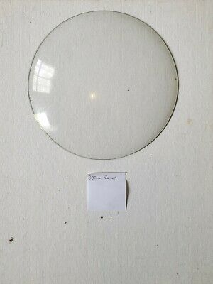 Barometer replacement glass - 300mm Domed