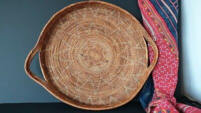 Old Papua New Guinea Solomon Islands Buka Tray …beautiful display and collection