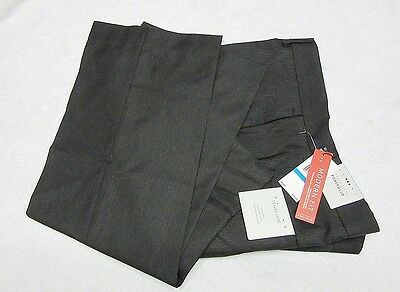 PERRY ELLIS PORTFOLIO Travel Luxe Mens Dress Pants 36X32 Modern Fit NEW W/TAG$75