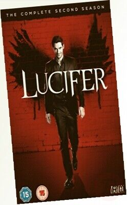Lucifer Season 2 [DVD] [2017]