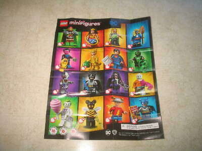 New Lego 71026 - DC Super Heroes Series - PICK YOUR MINIFIGURES **READ**