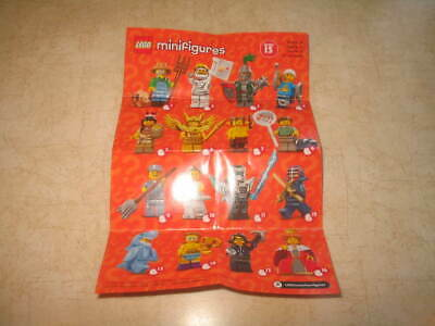 New Lego 71011 Minifigures Series 15 - PICK YOUR MINIFIGURES **READ**