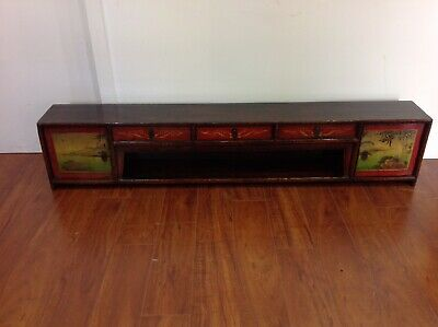 Small oriental sideboard